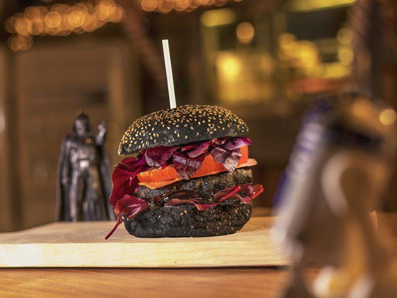 Wincatie- Star Wars & Burgers