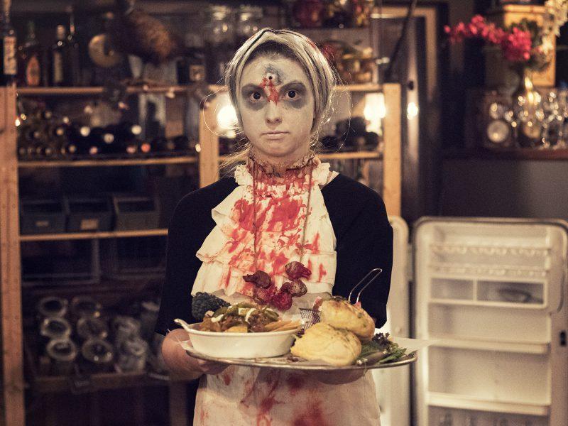 Halloween bij MeeM