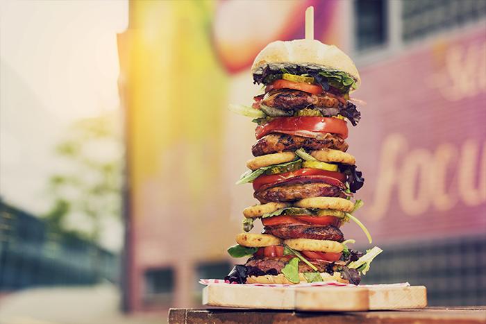 Arnhem Bucketlist Burger
