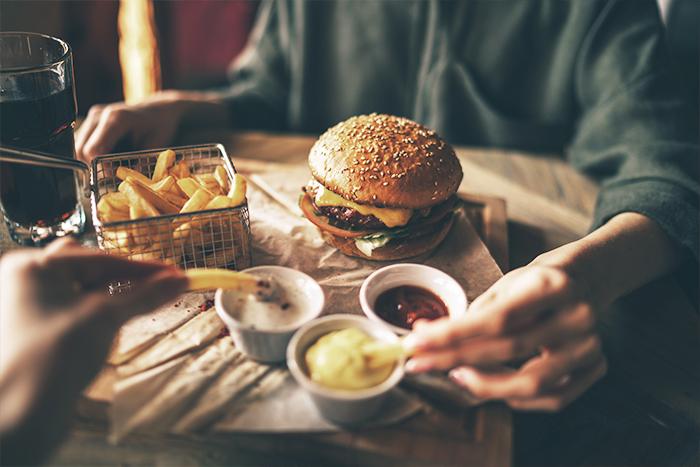 MeeM burger restaurant